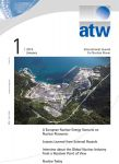 atw - International Journal for Nuclear Power 2014