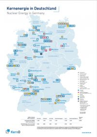 Kernenergie in Deutschland - Nuclear Power in Germany